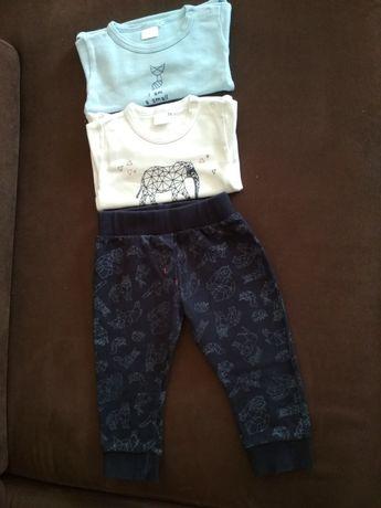 Komplet 2 body+spodnie