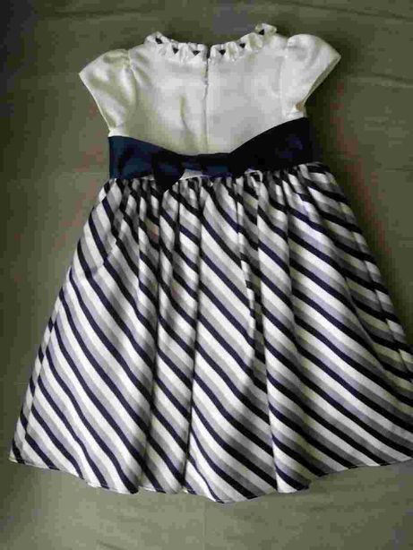 sukienka dziewczęca idealna na przyjęcia 98 cm