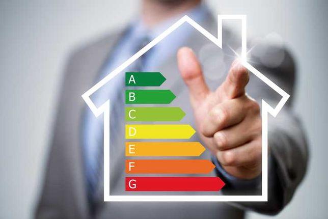 Certificado Energético - Low-cost - Preços detalhados no anuncio.