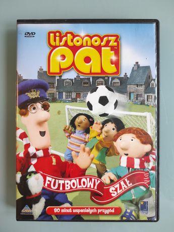 Listonosz Pat, Futbolowy szał, DVD