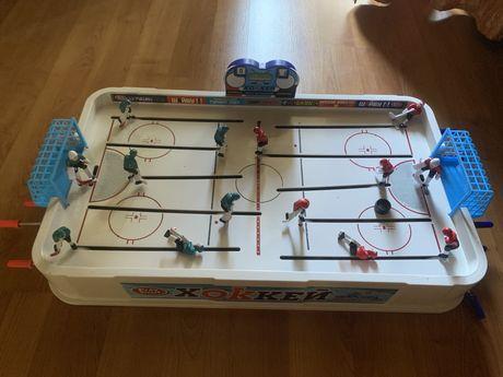 Игра хоккей на штангах