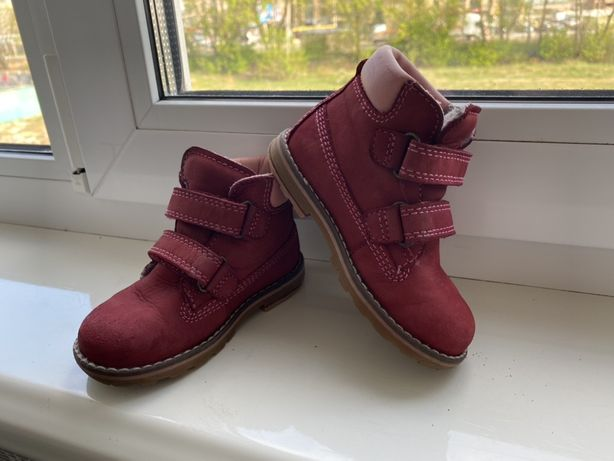 Ботинки на девочку 14,5 см