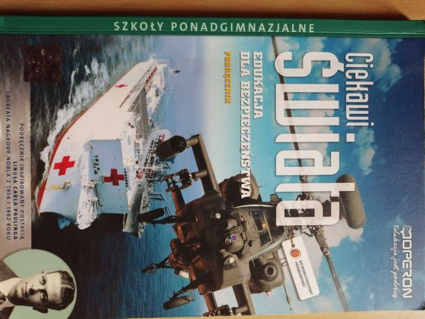 Edukacja dla bezpieczeństwa- podręcznik