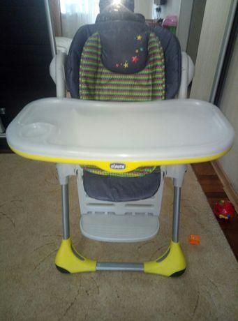 Продам детский стульчик Chicco poly