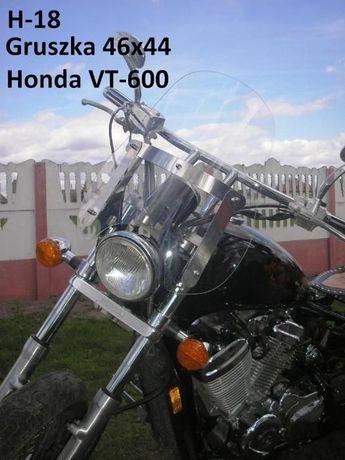 Szyba honda VT 600 Gmol,gmole Stelaż pod+ lampy
