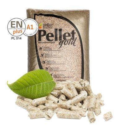 Pellet drzewny Gold | Bio Energy Pellet & Brykiet | NAJWYŻSZA JAKOŚĆ