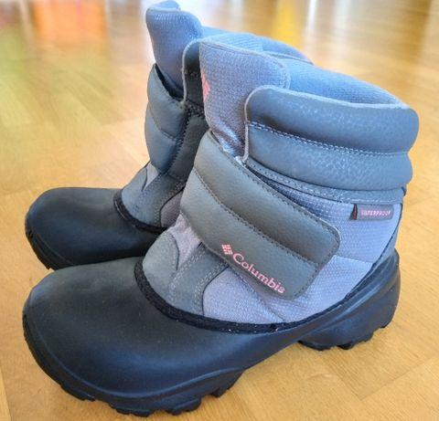 Columbia ботинки зимние