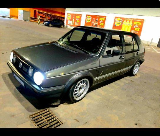 Sprzedam Golf 2 GTD 1985 Zamiana