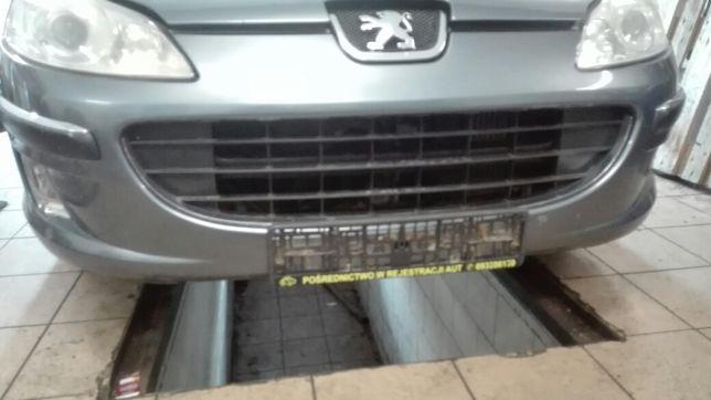 Zderzak przód Peugeot 407