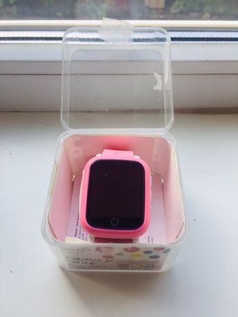 Детские часы- телефон с GPS-навигатором Family Care!