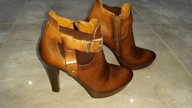 Sprzedam bardzo wygodne buty skórzane!
