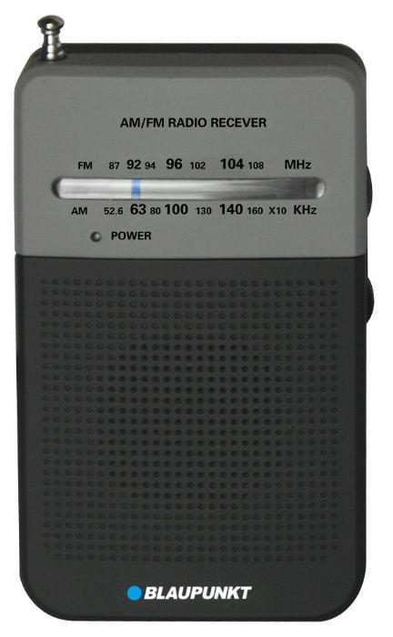 radio przenośne , kieszonkowe , blaupunkt PR3BK, gwarancja !!! Dąbrowa Górnicza - image 1
