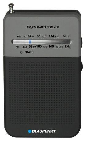 radio przenośne , kieszonkowe , blaupunkt PR3BK, gwarancja !!!