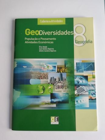 Caderno de atividades geografia 8.° ano