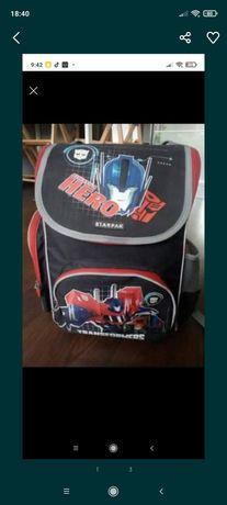 Tornister szkolny Transformers
