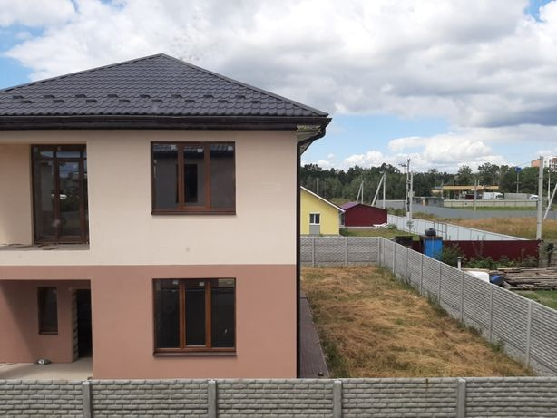 Ворзель, новый дом 113 м.кв.