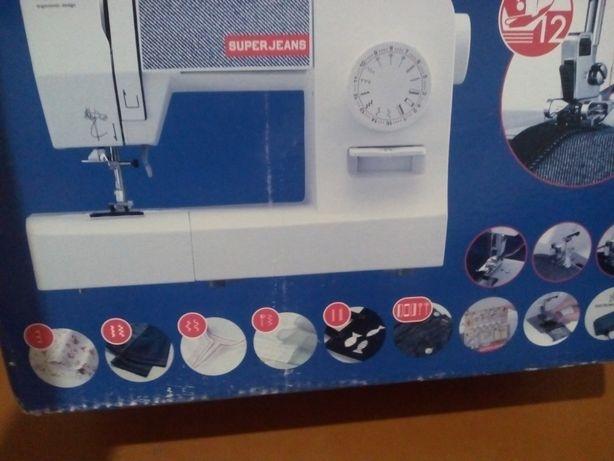 швейна машинка супер джинс