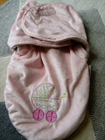 Otulacz, rożek niemowlęcy
