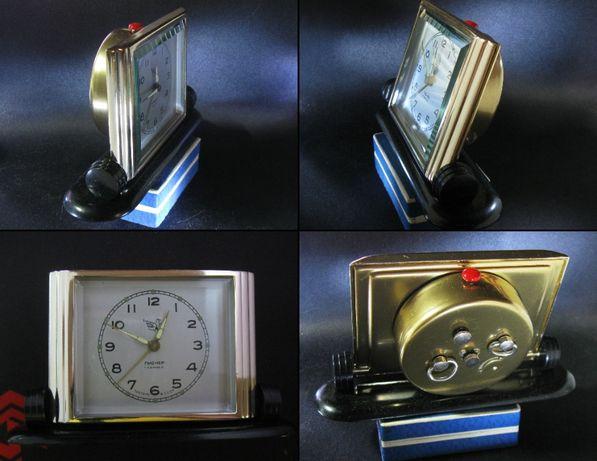 Часы будильник ПИОНЕР 1957 год 1 класс Исправные Отличное состояние