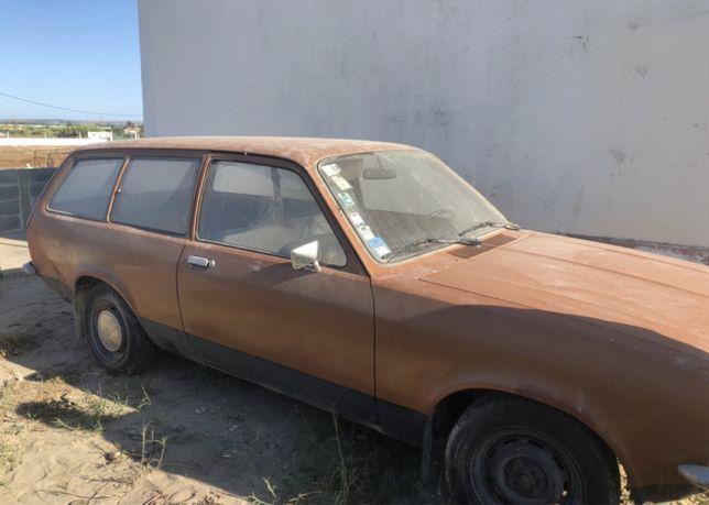 Carro antigo opel vende-se