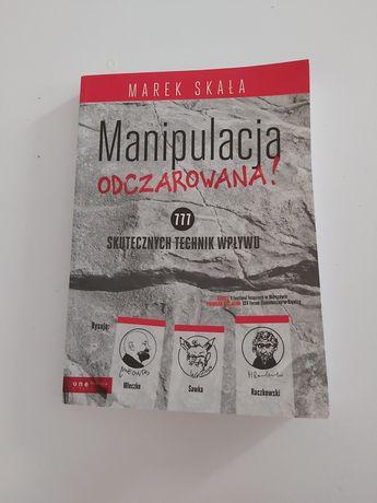 Książka hit Maniupulacja oczarowana Nowa na prezent