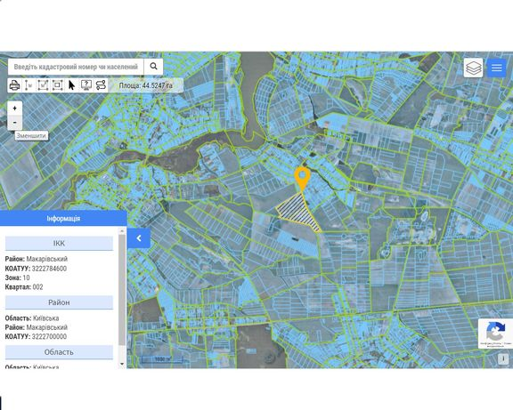 Продам земельный участок в Макаровском районе
