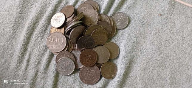 Sprzedam monety z PRL-u