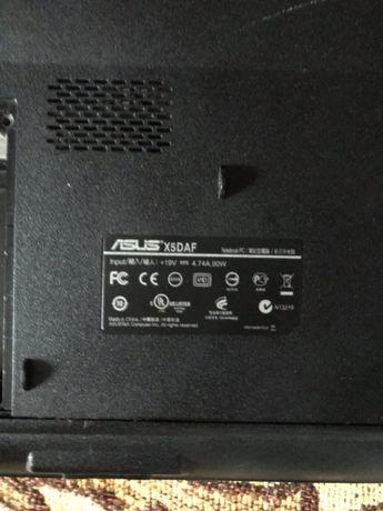 Ноутбук Asus K50AF по запчастям