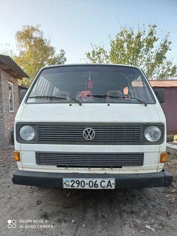 Автомобиль Volkswagen T3
