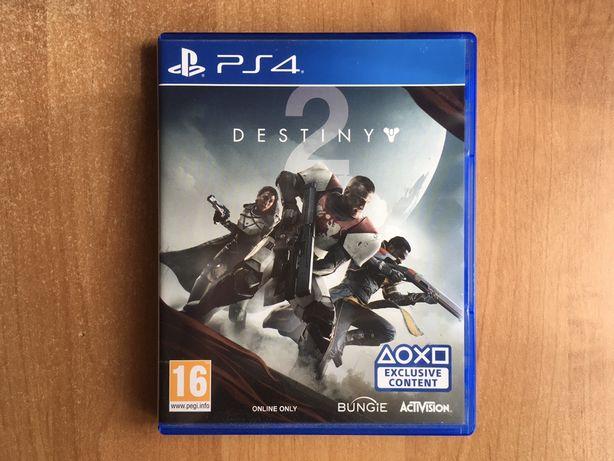 Обмін Destiny 2 для PlayStation 4