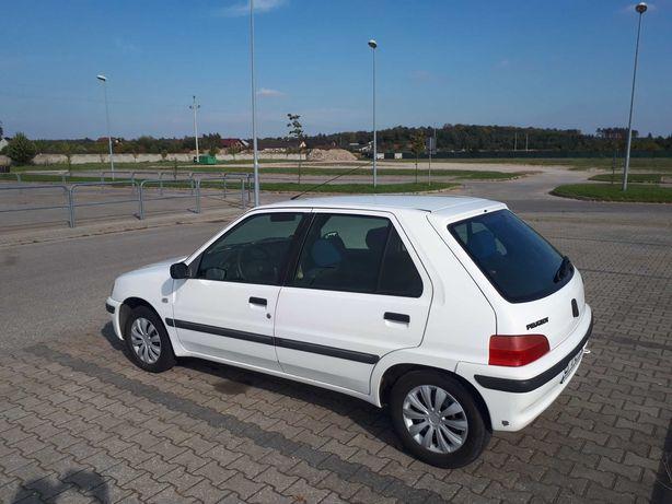 Peugeot 106 1.1 99r 116tyś