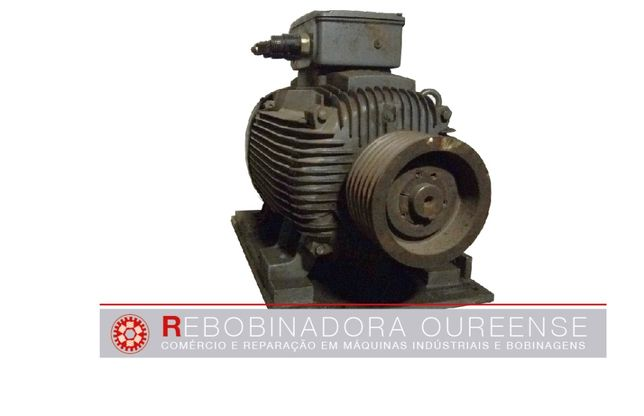 Motor de indução WEG