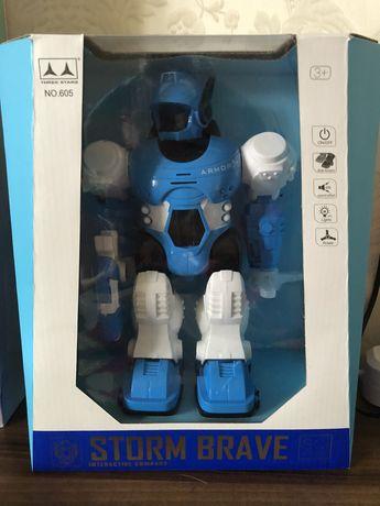 Робот storm brave