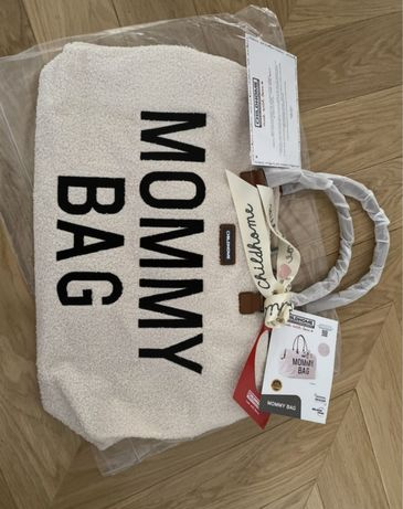 Nowa torba mommy bag childhome limited edition