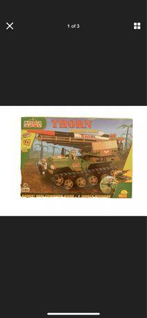 COBI Mała armia #1177 Thorn Caterpillar Vehicle  from 2003