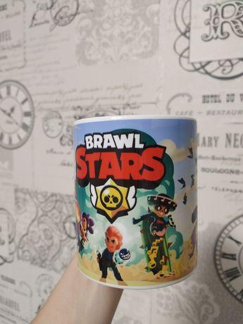 Чашка brawl stars