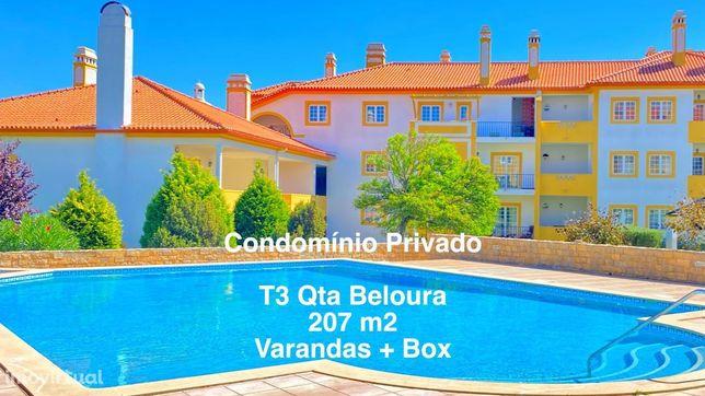 T3, Varandas, Vista GOLF, BOX