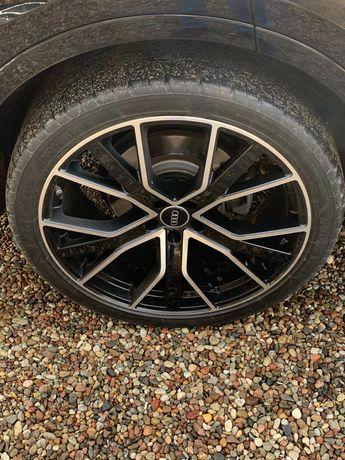 Alufelgi Audi q7 sq7