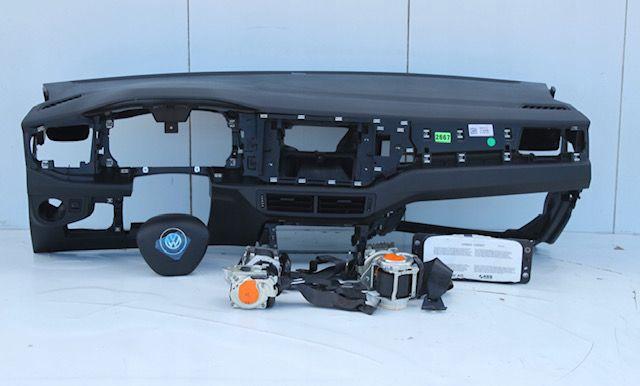 VW Polo 2g0 tablier airbags cintos