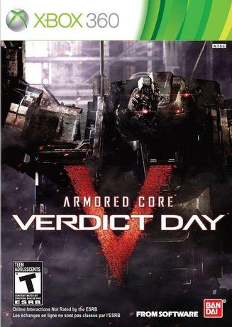 Gra Armored Core Verdict Day X360 - używana