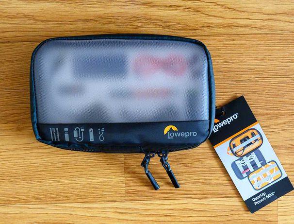 Etui organizer Lowepro Gearup pouch mini NOWE