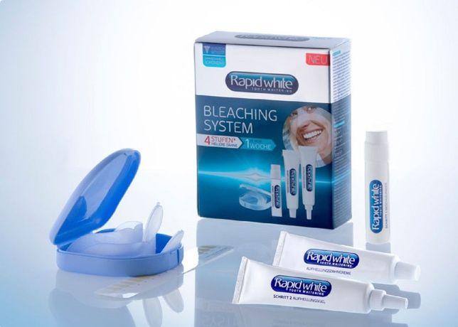 RAPID WHITE System Wybielający Zęby