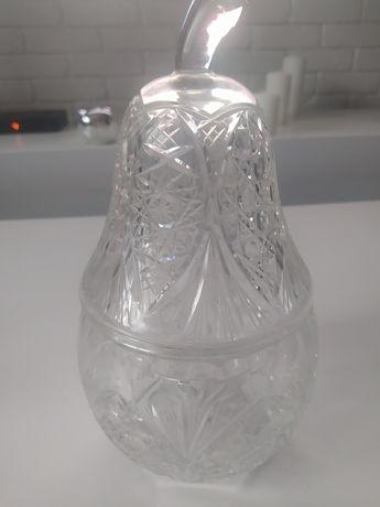 Kryształ w kształcie gruszki