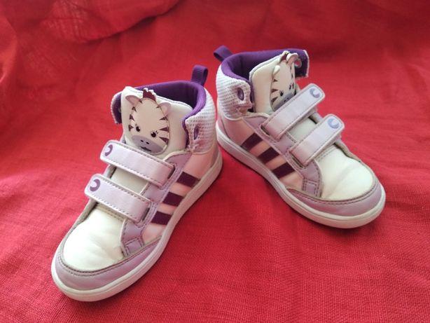Продам детские кеды, кроссовки Adidas. Стелька 15,5.