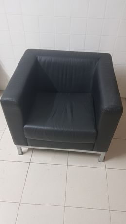 Vende-se sofá pele sintética