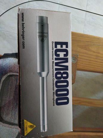 ECM8000 novo na embalagem