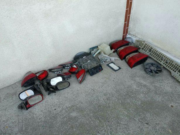 Daewoo lanos, nexia стоп, панель приборів, дзеркало