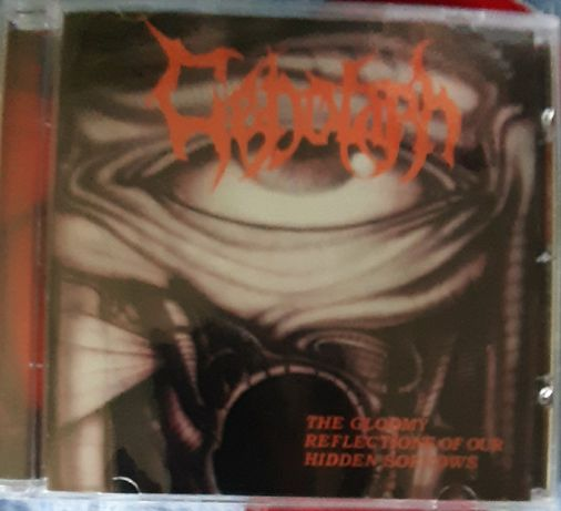 "Vendo Cd Cenotaph ""The Gloomy Refections of Our Hidden Sorrows"""