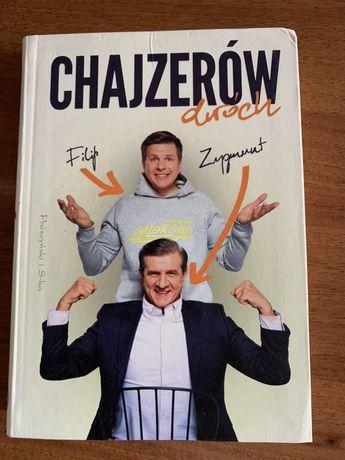 Chajzerów dwóch książka stan idealny