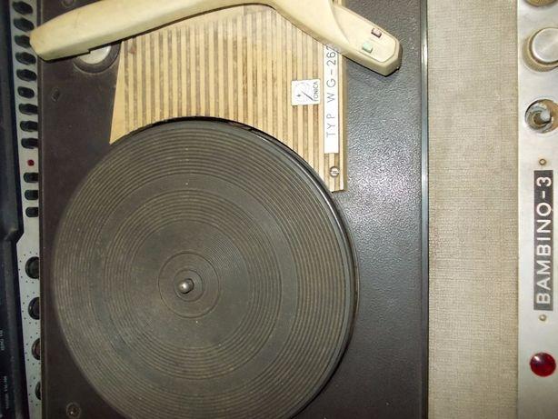 hobby gramofon bambino 3 unitra fonica diora wg 263